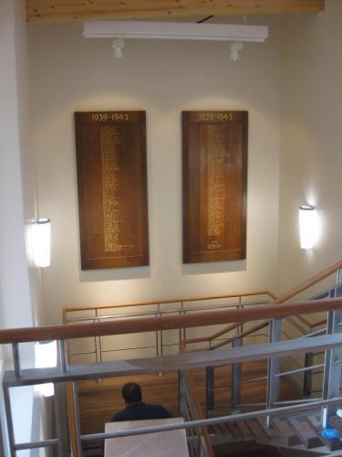 MerchantTaylorSchool Stairwell Lighting EcoRIG Middlesex (1)